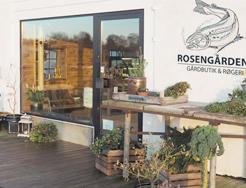 Rosengårdens gårdbutik
